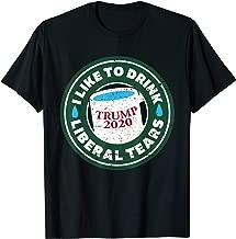 I Like To Drink Liberal Tears - Trump 2020 Coffee Mug T-Shirt