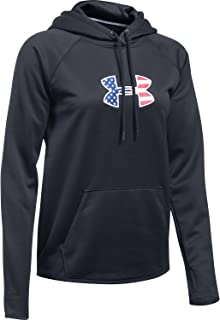 Under Armour Womens UA BFL Icon Hoodie