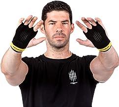 Earwaves ® Slim Grips - CrossFit leer handschoenen 1mm dikte voor dames en heren. Gymnastiek, pull-ups, muscle-ups.