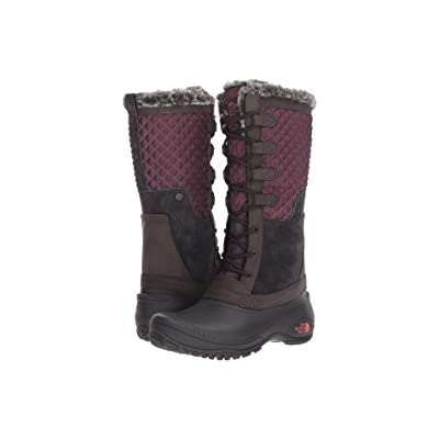 The North Face Shellista III Tall (Fig/Weathered Black) Women