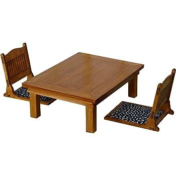 コバアニ模型工房 1/12 座卓と座椅子のセット 組立キット WZ-008