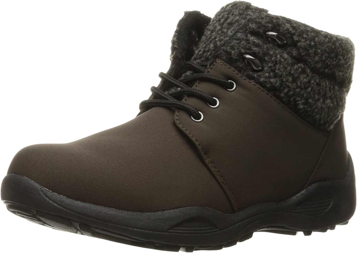 Propét Womens Madison Ankle Lace Ankle Bootie
