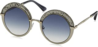 Gotha/S 05RL Light Gold Semi Matte KC azure gradient lens Sunglasses