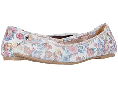 Minnetonka Anna (Bloom Printed Suede) Women