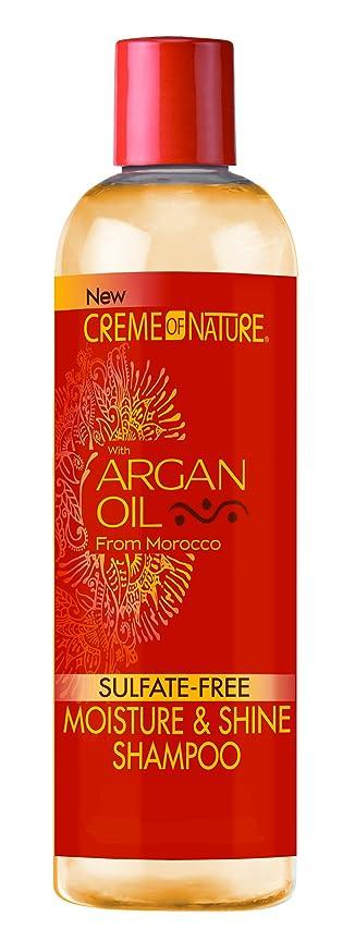 ロケーションアルネラッドヤードキップリングCreme of Nature Argan Oil Shampoo 355 ml (並行輸入品)