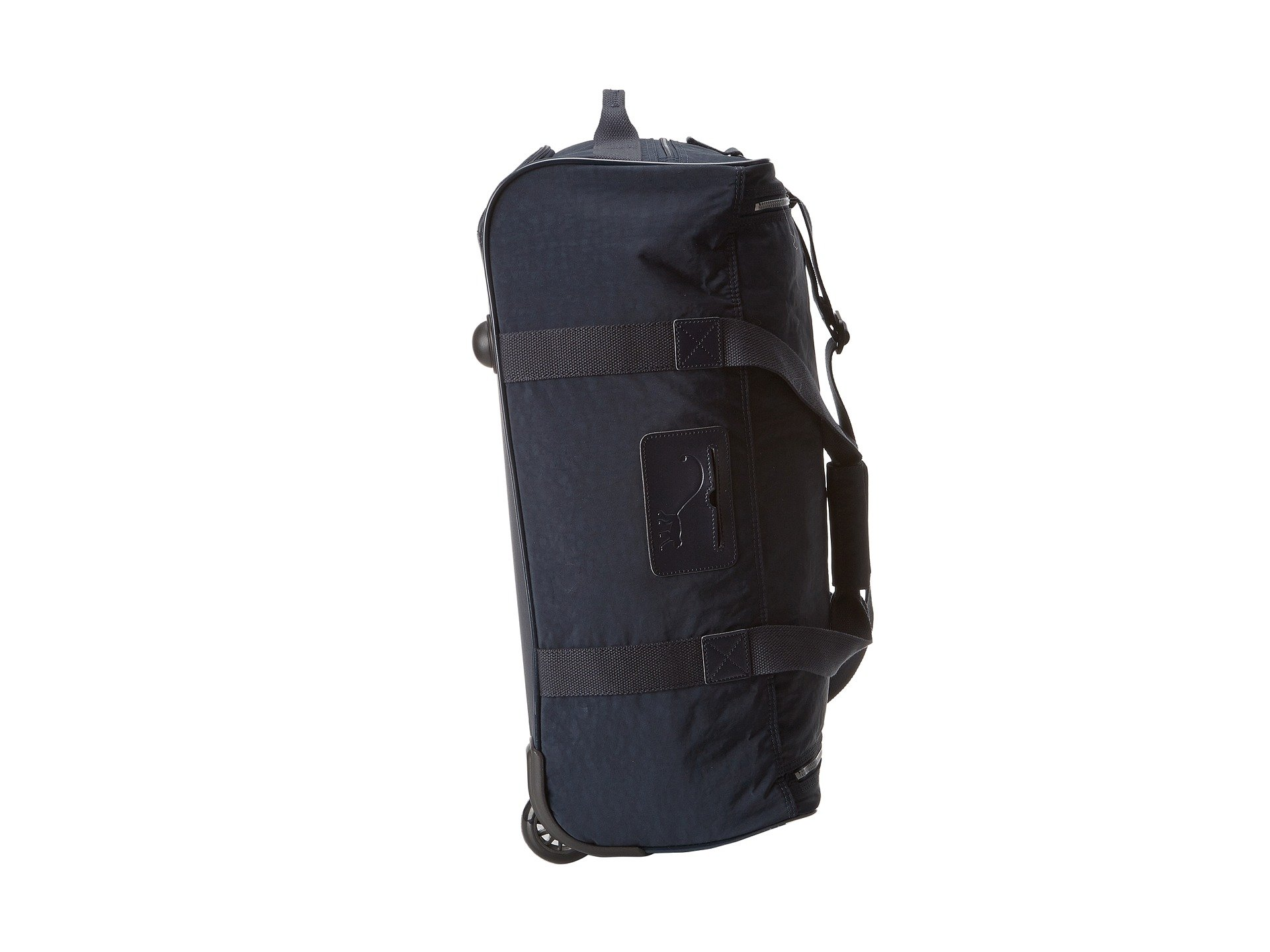 Discover True Kipling Wheeled Blue Small Luggage Duffle OU6gUF