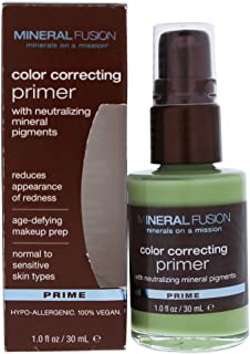 Mineral Fusion Color Correcting Primer By Mineral Fusion for Women - 1 Oz Primer, 1 Oz