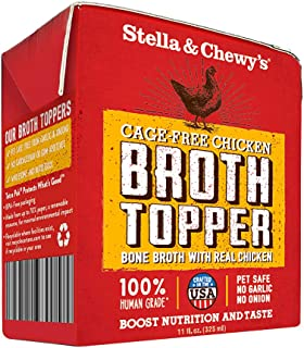 Stella and Chewy Broth Topper
