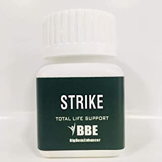 Strike for Men 6 Natural Capsules Male Sexual Performence Supplements