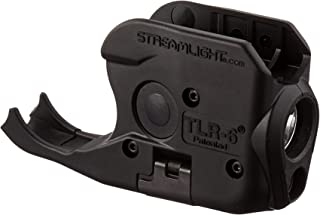 Streamlight 69275 TLR-6 Tactical Pistol Mount Flashlight 100 Lumen with Integrated Red..