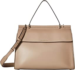 Jasmine Large Top-Handle Satchel
