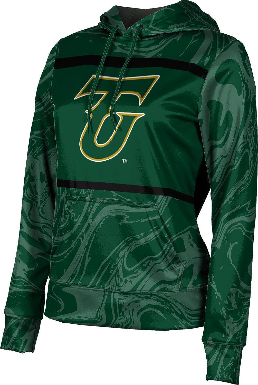 ProSphere Tiffin University Girls' Pullover Hoodie, School Spirit Sweatshirt (Ripple)