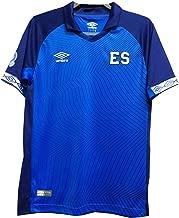 Umbro Youth El Salvador Home Jersey-Blue