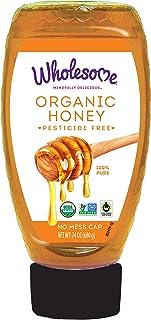 Wholesome, Organic Honey, 24 oz (680 g)