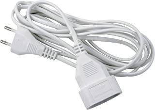 Expert Line 488051 Verlängerung Kabel, 6 A, 10 m, 2 x 0,75 mm