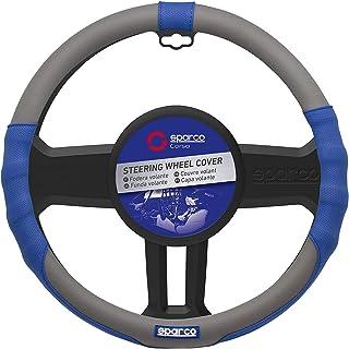 SPARCO SPC1105 Steering Wheel Covers, Blue