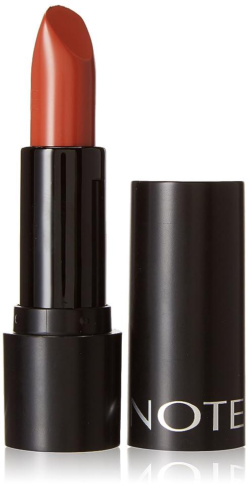 先住民スリル複製NOTE Cosmetics ロング着用口紅、0.16オンス 第08