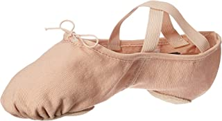 Dance Womens Zenith Stretch Canvas Ballet Slipper/Shoe