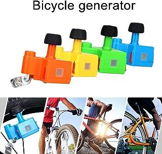 Semoic Generateur de Dynamo a Friction de Bicyclette motorise Feu Arriere avec Accessoires