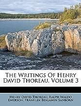The Writings of Henry David Thoreau, Volume 3