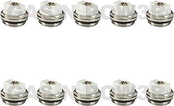 BSP de alta calidad 1//2 pulgadas V/álvula de purga de aire manual para radiador