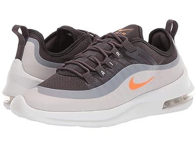 Nike Air Max Axis (Thunder Grey/Total Orange/Platinum Tint) Men