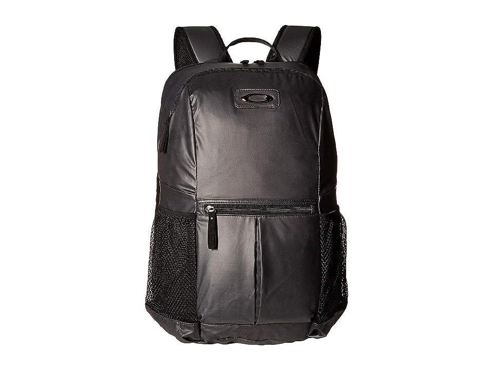 Oakley Performance Coated Backpack (Black) Backpack Bags