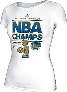Golden State Warriors Womens 2015 NBA Finals Champions Locker Room Champs T-Shirt