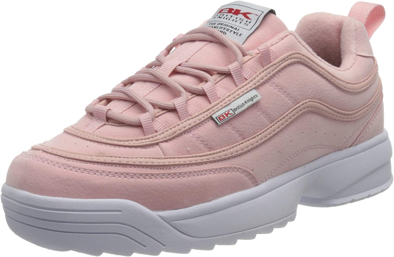 British Discount is also underway Knights Women's Low-top New color Sneakers