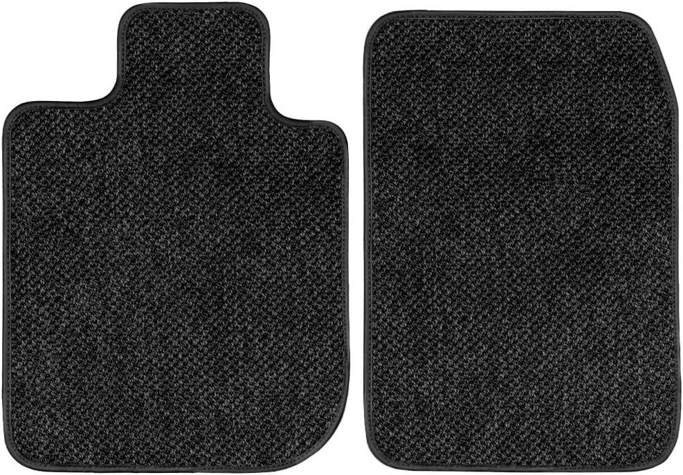 2014 2015 Toyota Tacoma Double Cab Grey Loop Driver /& Passenger Floor GGBAILEY D50791-F2A-GY-LP Custom Fit Car Mats for 2012 2013