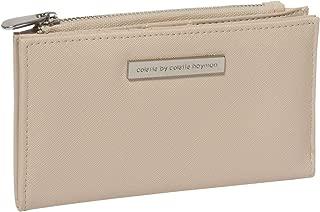 Ivory Selena Zip Wallet