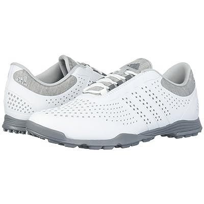 adidas Golf Adipure Sport (Footwear White/Grey Three/Grey Two) Women