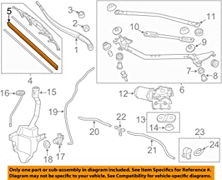Honda 76632-TK8-A02 Accessories