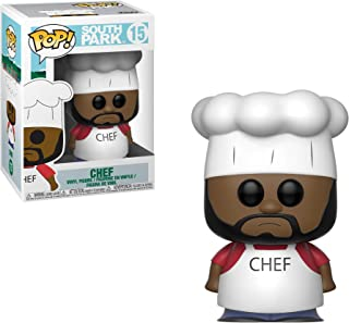 Funko Pop Television: South Park - Chef Collectible Figure, Multicolor