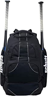 Schutt Large Plus Bat Pack Travel Team Baseball & Softball Backpack Bag