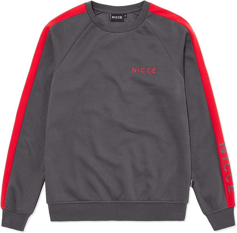 Nicce Herren Sweatshirt Grau grau