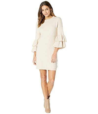 BB Dakota Sweater Than Honey Sweater Dress (Sand) Women