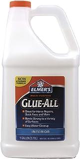Elmer's Products, Inc E3860 Multi-Purpose Glue-All, 1 gal, White