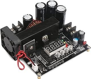 Drok Numerical Control Regulator DC 8V-60V to 10V-120V 15A Boost Converter, Constant Step Up Module Adjustable Output 48V 24V 12V DC Power Supply with Led Display
