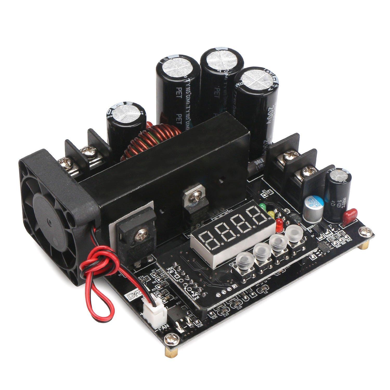 Numerical Regulator 10V 120V Converter Adjustable