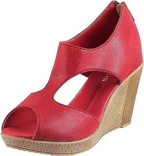 Mochi Women Synthetic High Heel Sandals