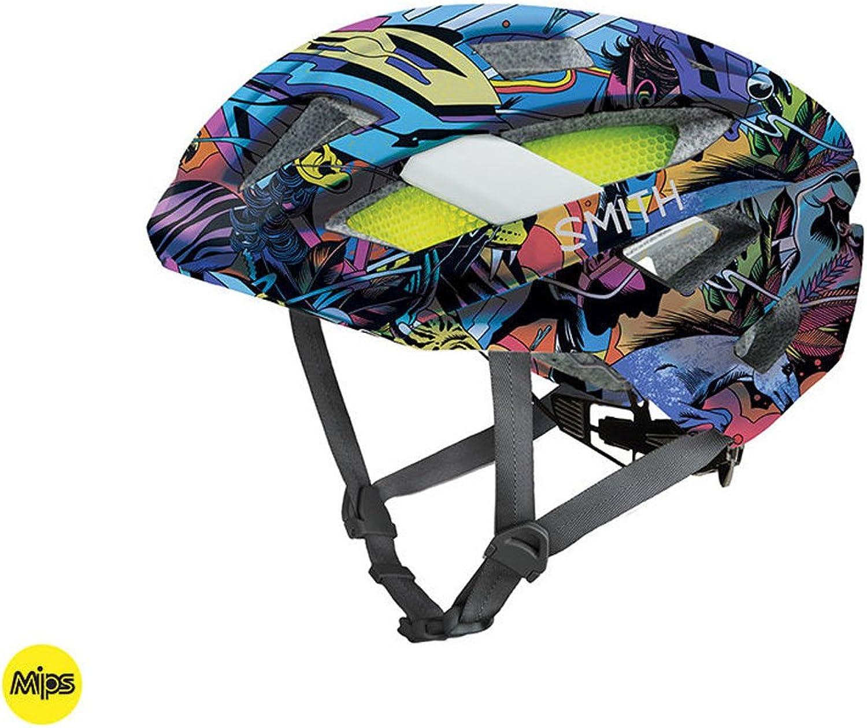 Smith Optics 2017 Adult's Route MIPS Bike Helmet  Matte BSF  HB17RTNU
