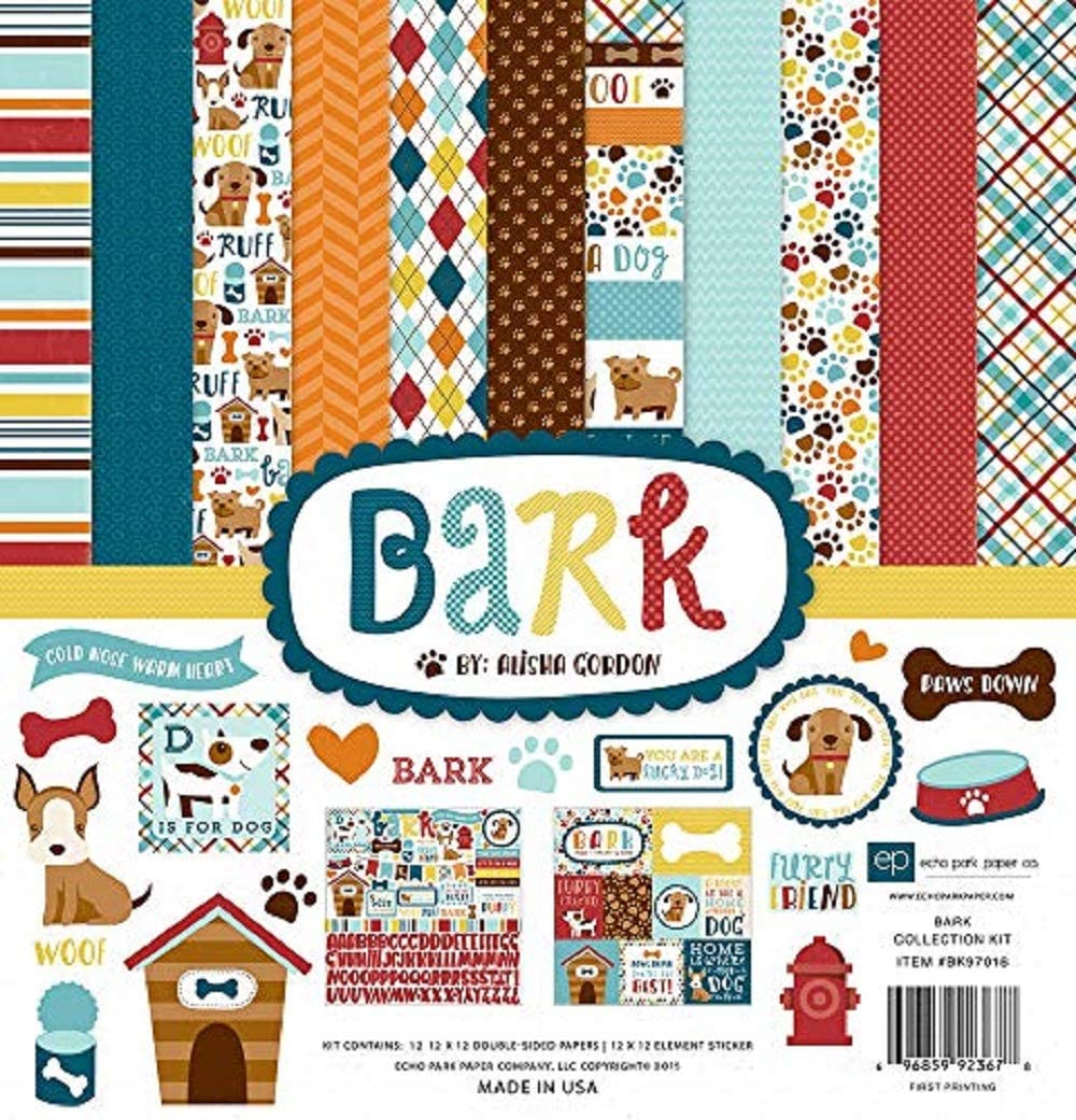 Echo Park Paper Company BK97016 Scrapbooking Kit