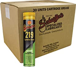 Schaeffer Manufacturing Co. 02192-029 Synforce Green Extreme Pressure Grease (Pack of 30)