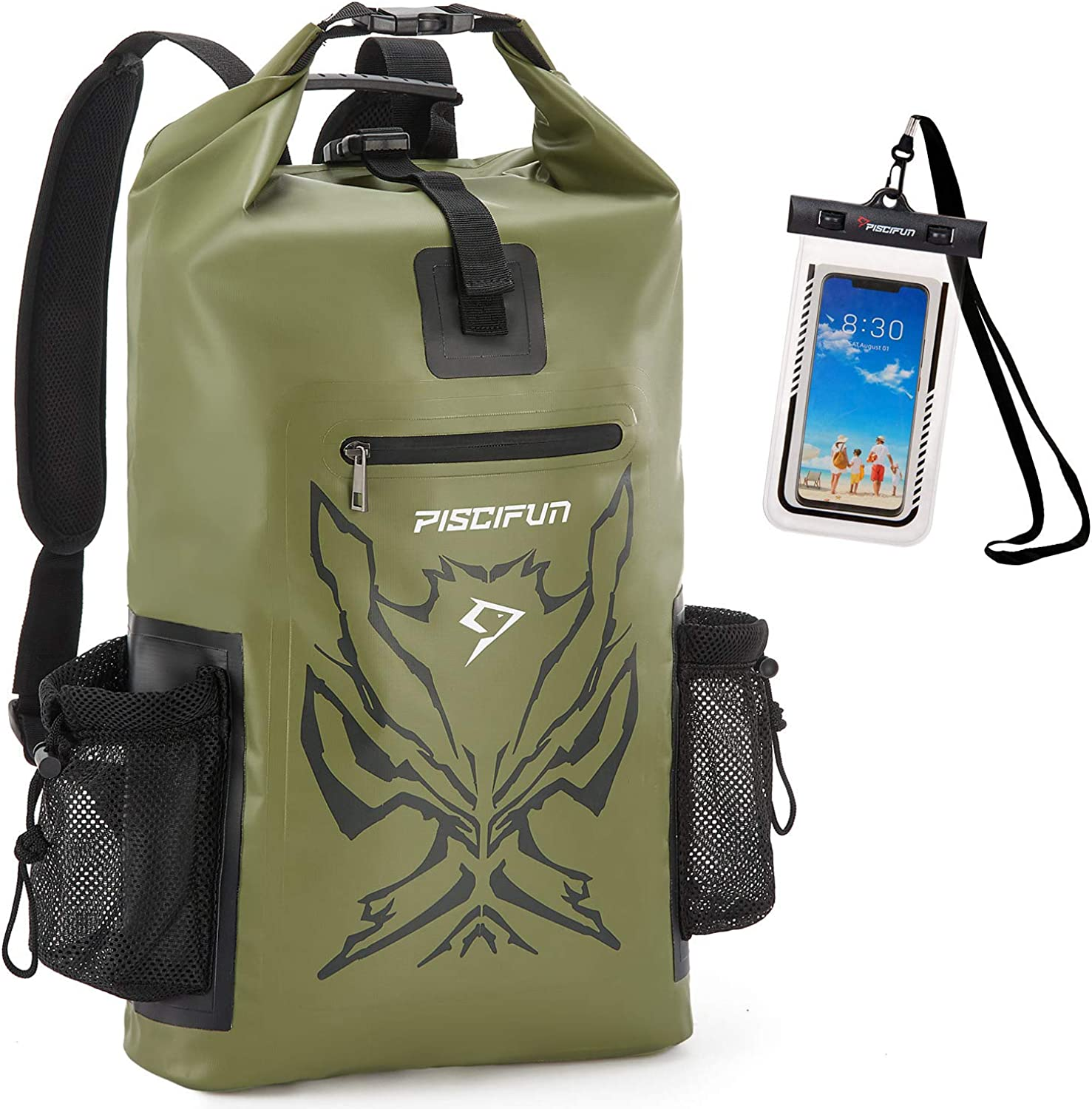 Ranking Max 42% OFF TOP20 Piscifun Angry Face Dry Bag Case Phone with Waterproof Waterpro