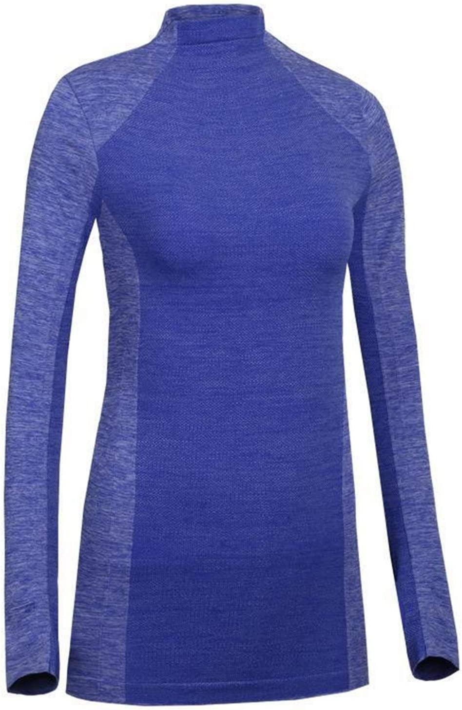 ZHANGZEHONG New Brand Tracksuit Thermal Underwear Women Winter Fast Dry High Elastic Long Underwear Heat Pack Women Warm Two Piece Set (Color : C2, Size : Medium)