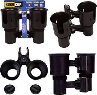 ROBOCUP 12 Colors, Best Cup Holder for Drinks, Fishing...