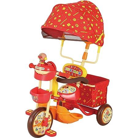 ジョイパレット(JOYPALETTE) 三輪車 それいけ! アンパンマン デラックスR 73x48x100cm 0214