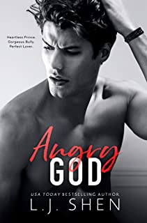 Angry God (All Saints High Series Book 3)