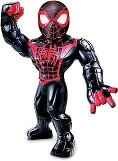 Super Hero Adventures Playskool Heroes Mega Mighties Marvel Kid Arachnid, Collectible 10-Inch Action Figure, Toys for Kids...